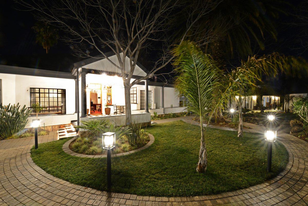 Elegant Accommodation in Kimberley | Milner House